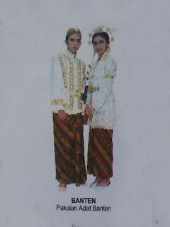 Pakaian Tradisional Banten