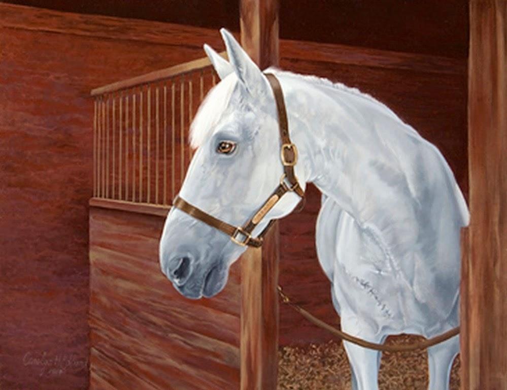 dibujos-de-caballos-pintados-al-oleo