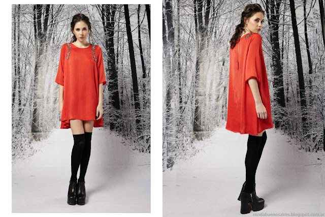 Ropa de moda invierno 2015 Penny Love.