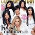 FASHION: The Kardashian-Jenner Clan Cover Cosmopolitan Netherlands Issue!