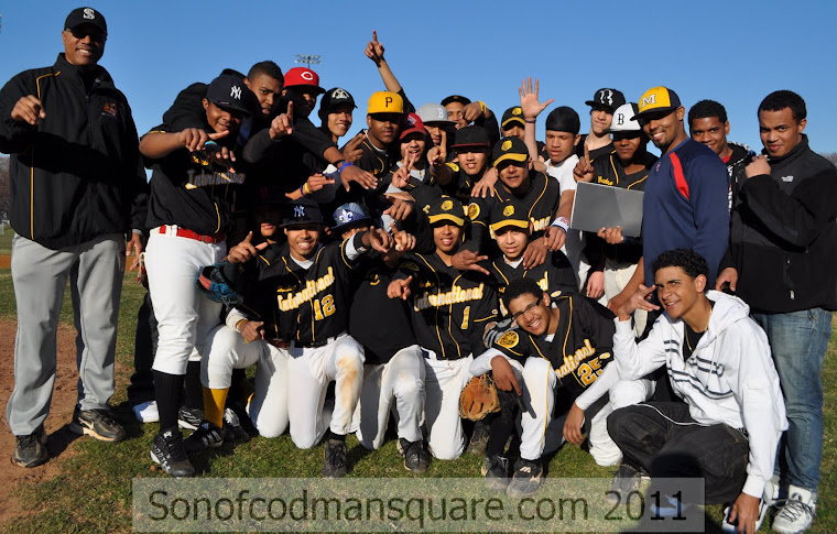 2011 Boston International High School Baseball Team