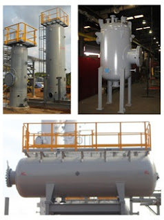 type support pada vessel