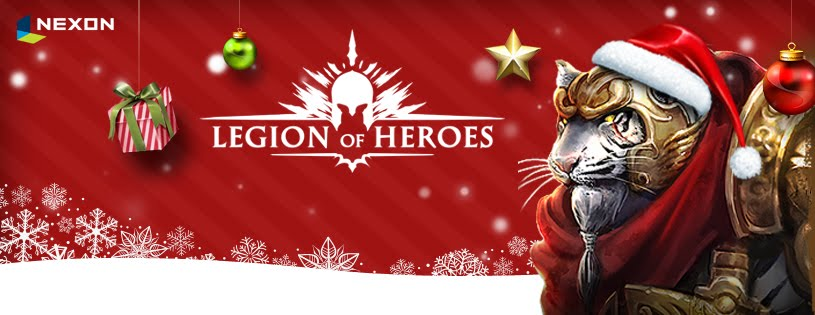 Legion of Heroes Official Blog