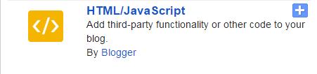 HTML Gadget