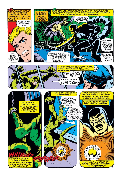 Captain America (1968) Issue #151 #65 - English 8