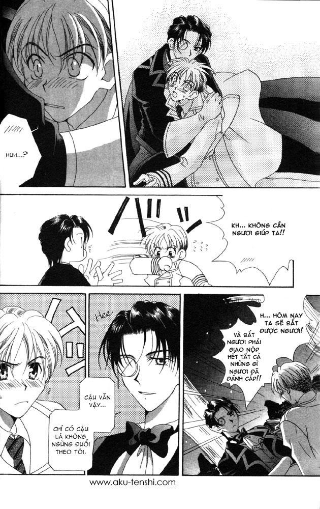 Dorobou to Keiji Chapter 1 - Trang 8