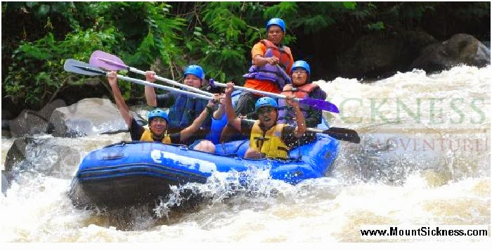 Citarik River Rafting