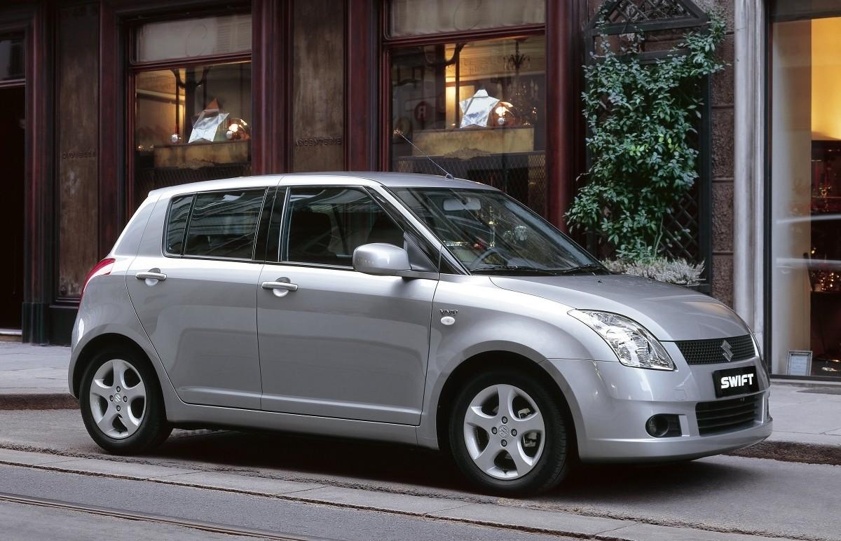 the ultimate car guide car profiles suzuki swift 2005 2011. Black Bedroom Furniture Sets. Home Design Ideas