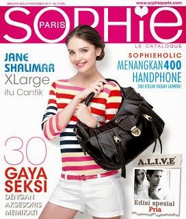 Katalog Sophie Martin November 2013