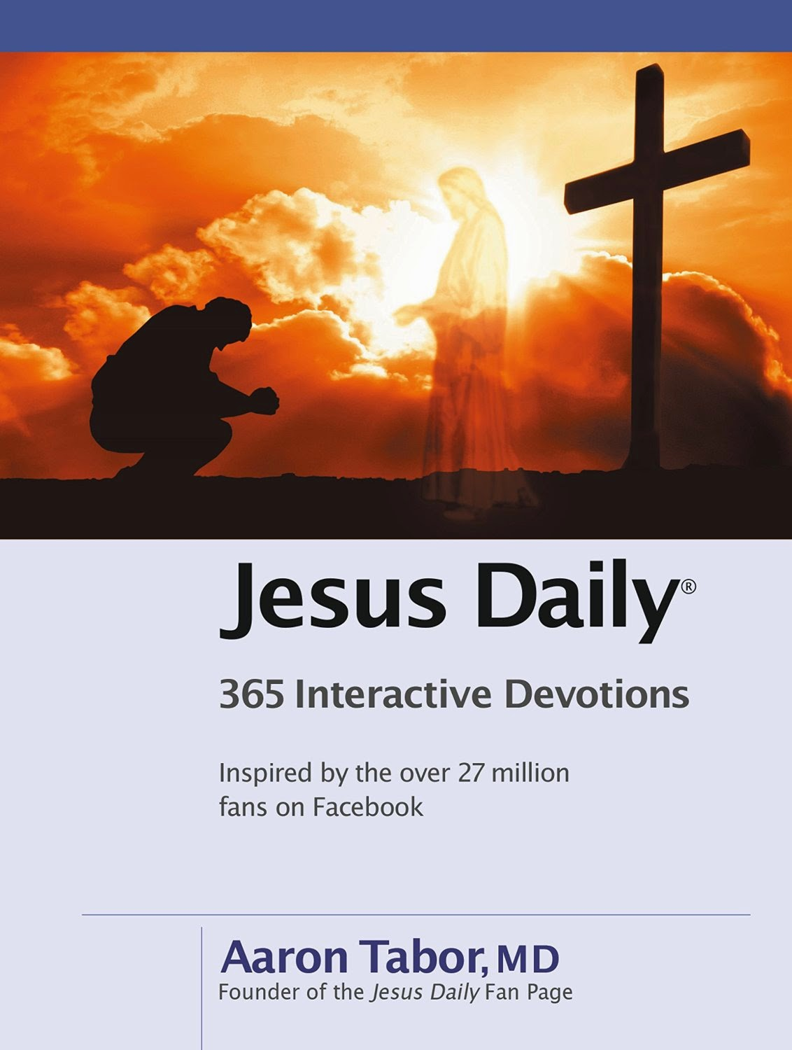 Jesus Daily Giveaway