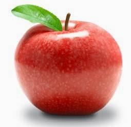 علاج نغز وخفقان ووجع القلب بالتفاح