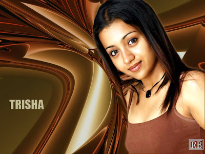 Trisha Krishnan wallpaper picture