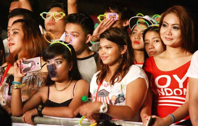 Redfoo in Myanmar : International Music Festival in Yangon 2015