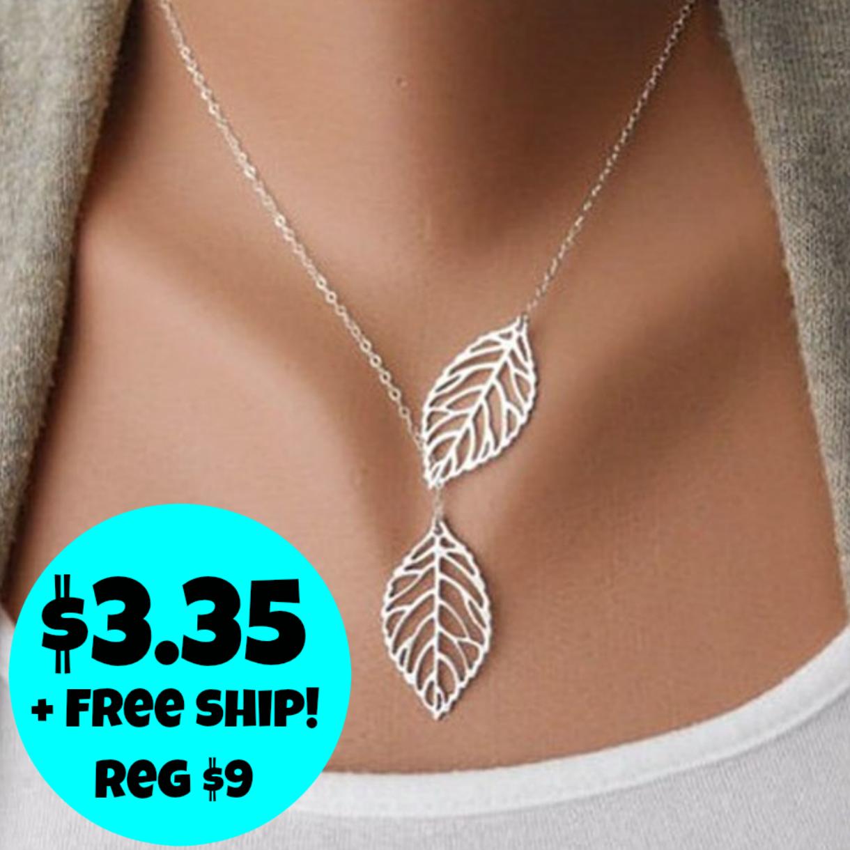 http://www.thebinderladies.com/2015/02/amazon-susenstone-double-leaf-pendant.html#.VNLXiYfduyM