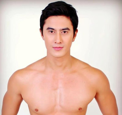 June Macasaet is Philippines' Bet to Manhunt International 2012