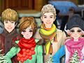 juegos de vestir amigas