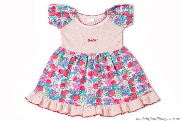 g de b ropa para niñas verano 2014