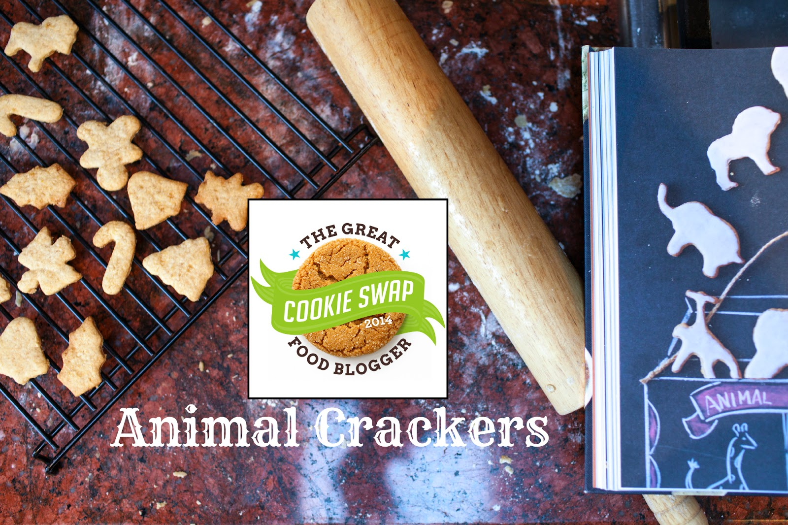 Simple Animal Crackers Recipe