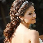 Cute Wedding Hairstyles for Long Hair Hair 2014