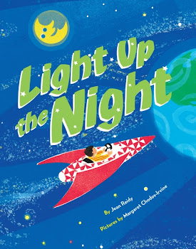 LIGHT UP THE NIGHT - Winner of the Colorado Book Award!