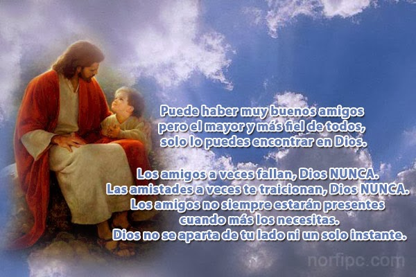 Jesús Mi Mejor Amigo