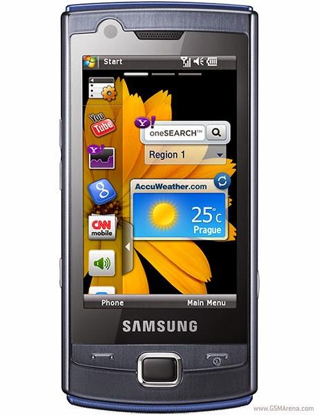 Samsung B7300 OmniaLITE Flash Files