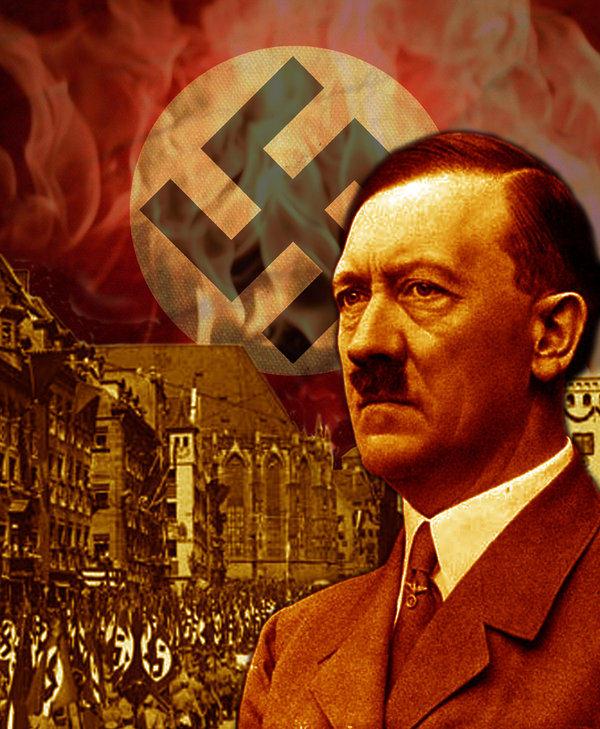 La familia viva de Hitler