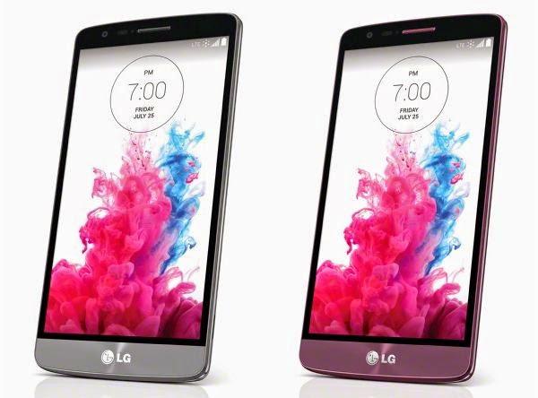 perbedaan Sony Xperia C VS LG G3 Stylus Terbaru