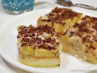 Prajitura cu ananas si crema de vanilie