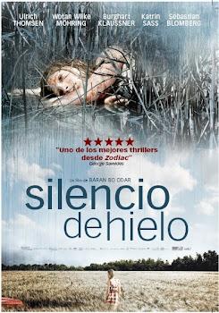 Silencio de hielo Poster