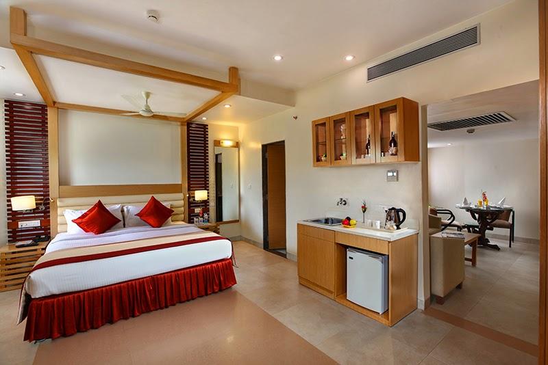 Suites in Mysore hotel