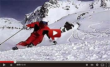 Alpe d'Huez : le Tunnel, la Sarenne, la Fare, Le Col de Cluy