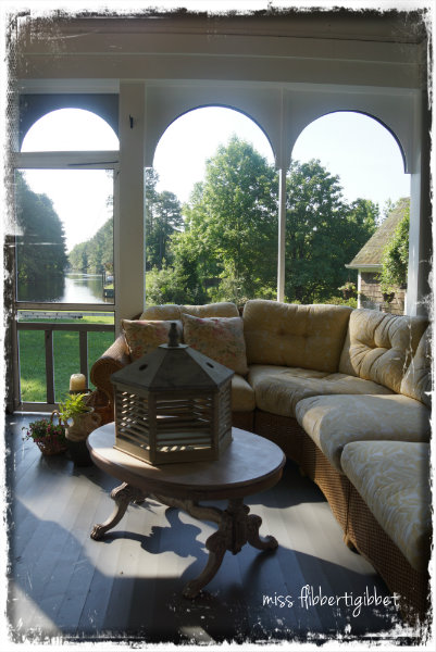 porch+inside+4 Classic Shingle style in Virginia home tour