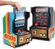 Classic Arcade Games Emulation On New Technology