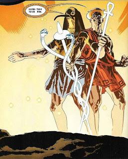 Thot-Hermes em Promethea