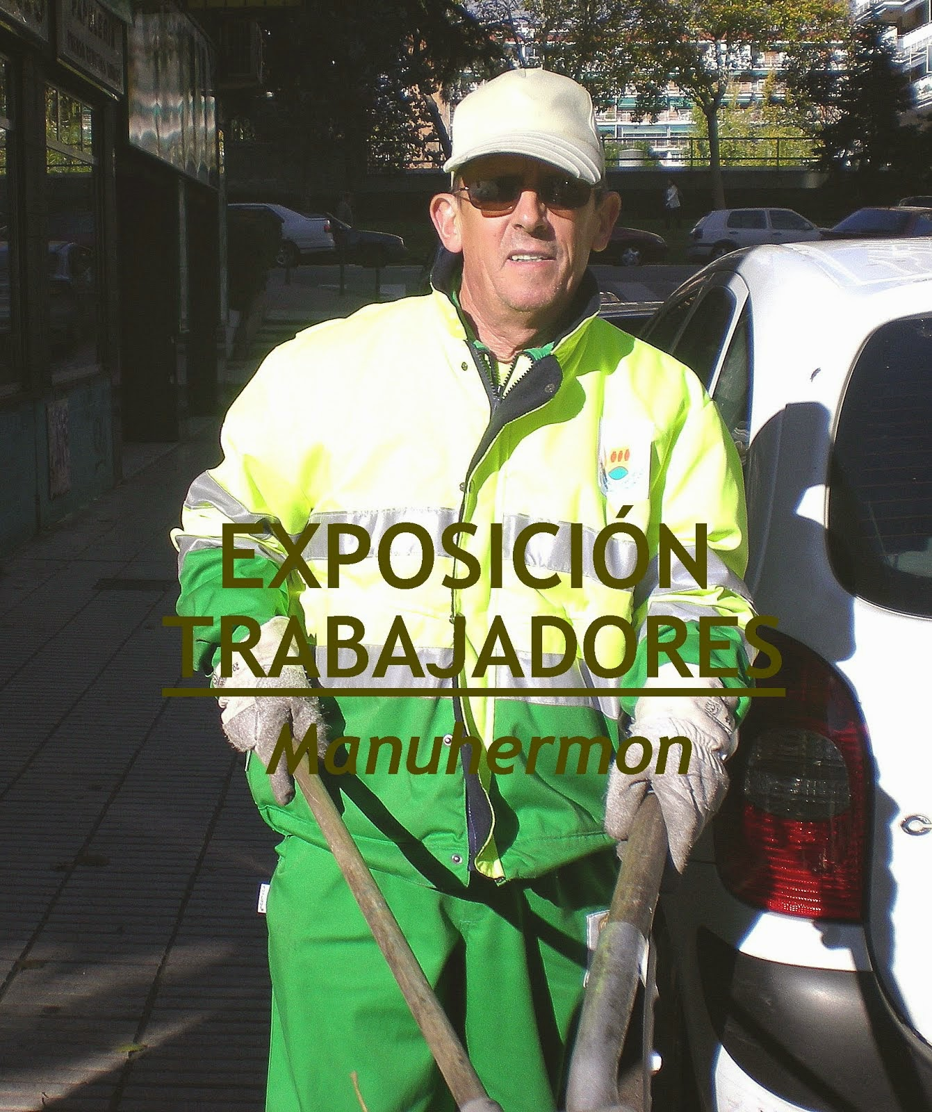 EXPOSICIÓN EN EL ATENEO ALCORCÓN. MANUHERMON