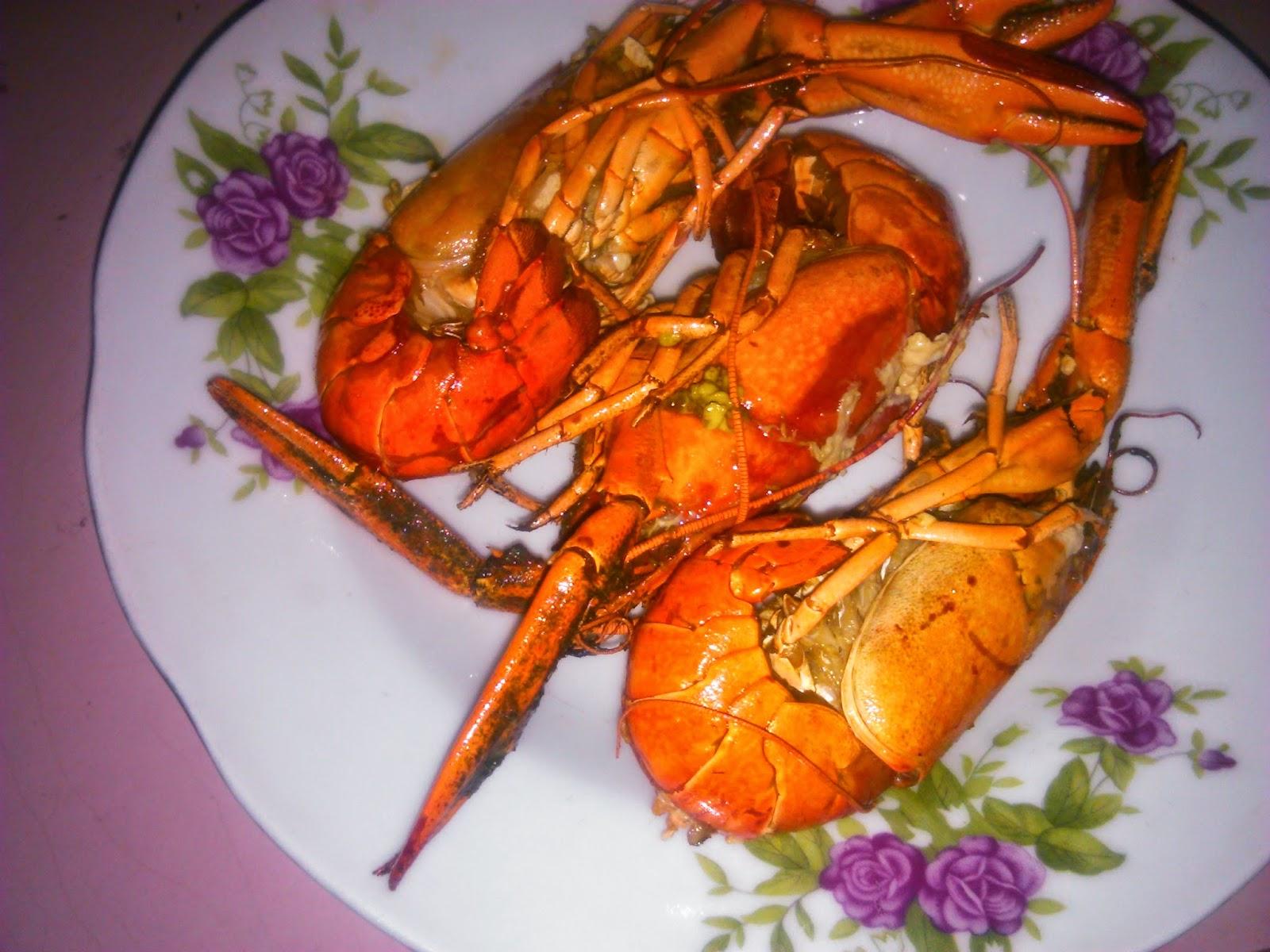 Udang Lobster Goreng