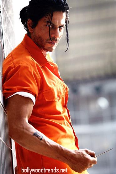 Don 2:The chase continues SRK+DON+2
