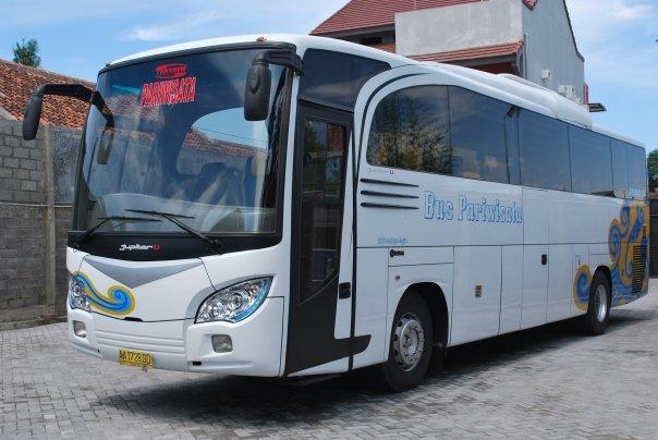 Sewa Bus Pariwisata Jogja - PO 99 Tranjaya Jogja