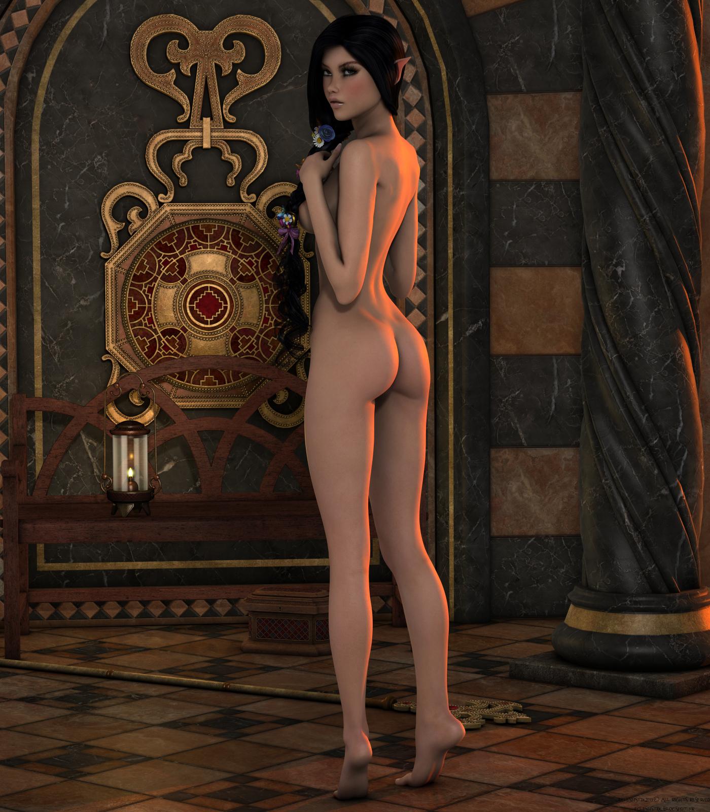 3d elf henti sex picture