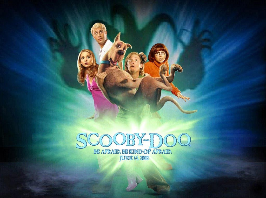 Scooby doo wallpaper scoobydoo movie - Scoobidou film ...