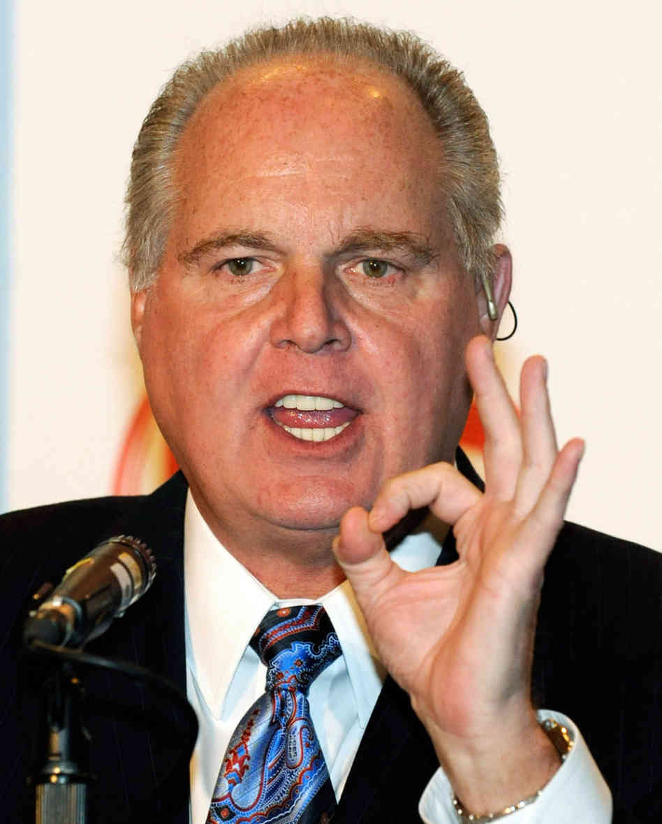a biography of rush limbaugh Blog superpower matt drudge isn't just a recluse because he's busy writing his  blog, theorizes gabriel sherman on tnrcom he's deliberately.