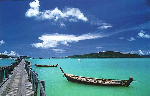 ThailandHoneymoon; Chalong Bay - Phuket