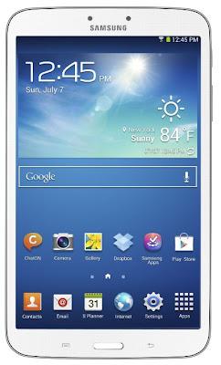 Samsung SM-T3100ZWYXAR Galaxy Tab 3 (8-Inch, White) Review & Specs