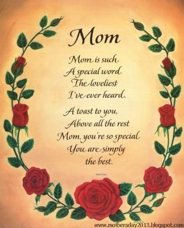 Mothers day 2013 best mothers day wish card m4hsunfo