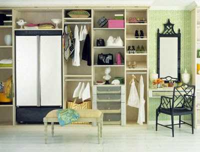 bedroom closets design