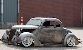 1936 5 window Coupe