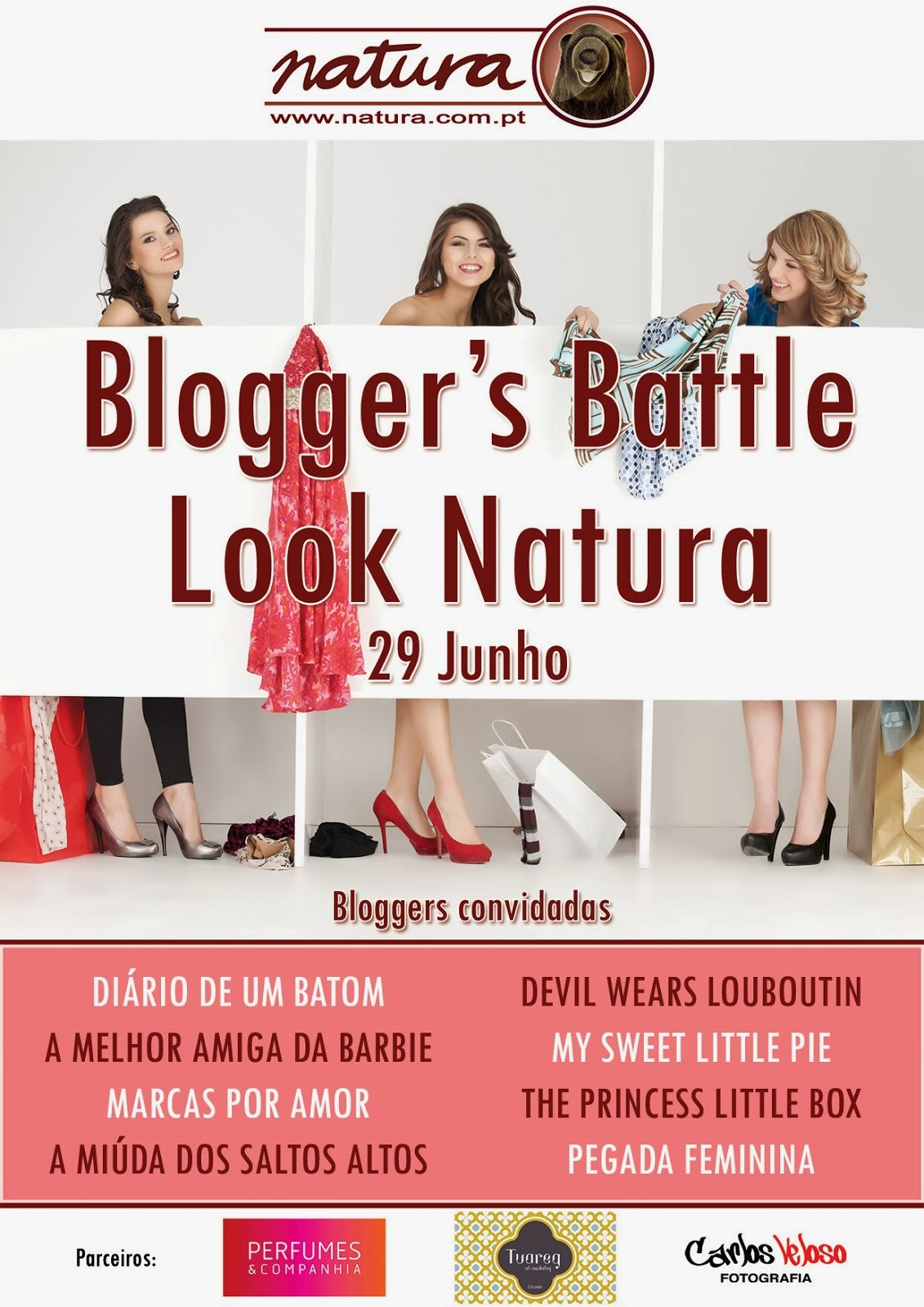 """Blogger's Battle – Look Natura 2013"""