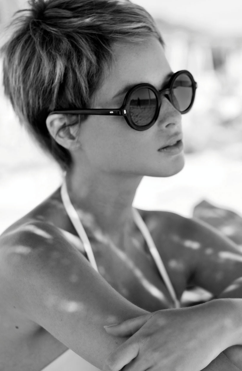 Kelly Rippy photographed by Serge Guerans for Giorgio Armani Frames of Life Spring/Summer 2012