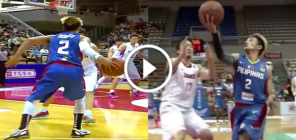 Terrence Romeo Mix | Jones Cup 2015 Highlights (VIDEO)